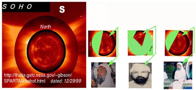 سورج پر تصاویرسیدنا گوھر شاہی مختلف اوقات میں