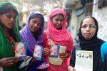 قطب الدین بختیار کاکی کی درگاہ پر پرچار مہدی