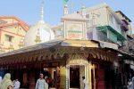 حاجی عبدالرحمٰن شاہ بابا  کی درگاہ پر پرچار مہدی